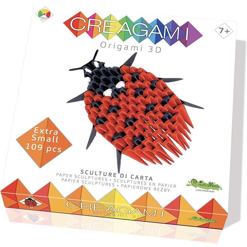 Creagami Ladybug 109pc