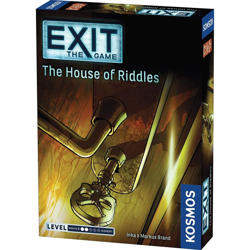 Exit Game: The House of Riddles (Level 2)