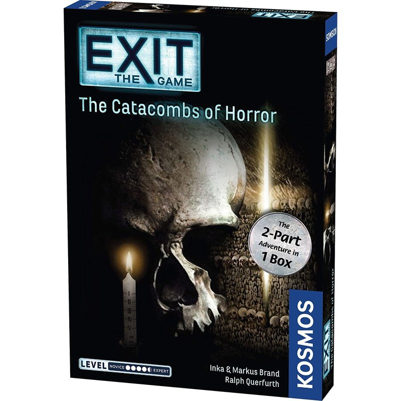 Exit Game: Catacombs of Horror (Level 4.5)