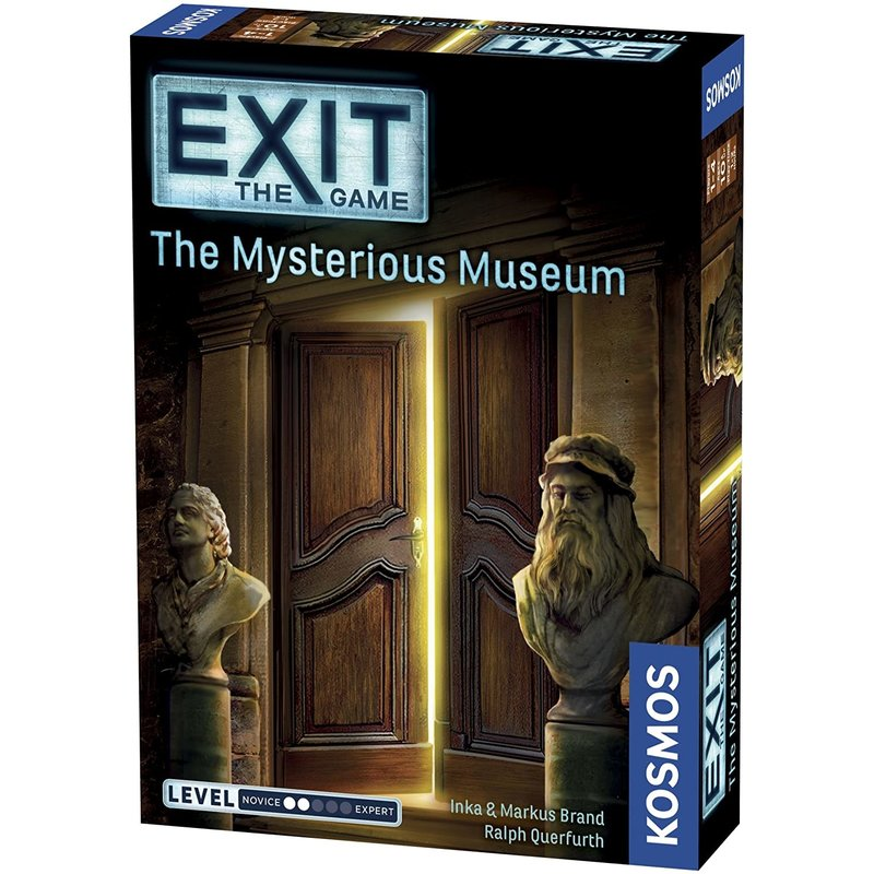 Exit Game: Mysterious Museum