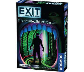 Exit Game: The Haunted Rollercoaster (Level 2)