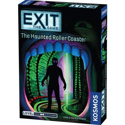 Exit Game: The Haunted Rollercoaster