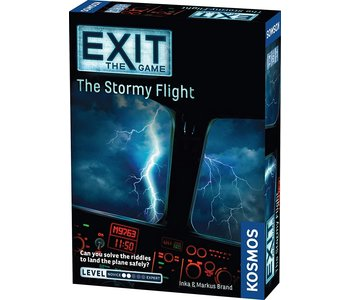 Exit Game: The Stormy Flight (Level 2)
