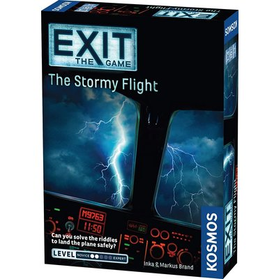 Exit Game: The Stormy Flight