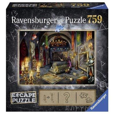 Ravensburger Ravensburger Escape Puzzle Vampire's Castle