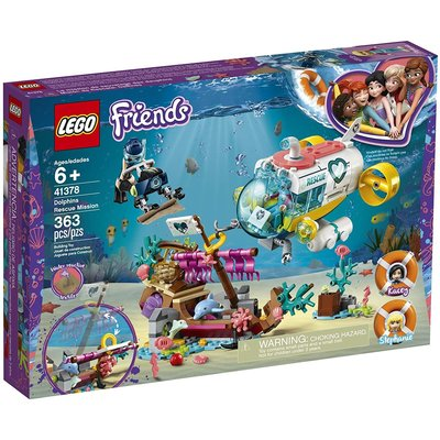 Lego Lego Friends Dolphin Rescue Mission