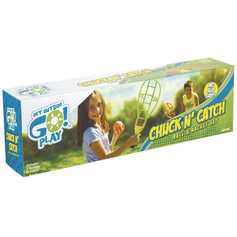 Go Play! Chuck N' Catch