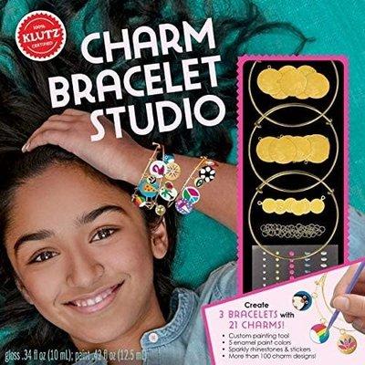 Klutz Klutz Book Charm Bracelet Studio