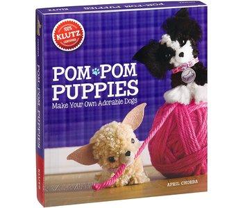 Klutz Book Pom-Pom Puppies