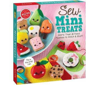 Klutz Book Sew Mini Treats