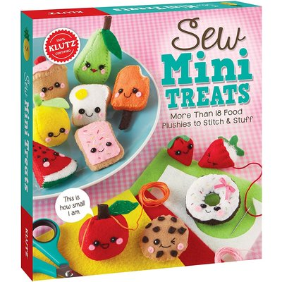 Klutz Klutz Book Sew Mini Treats