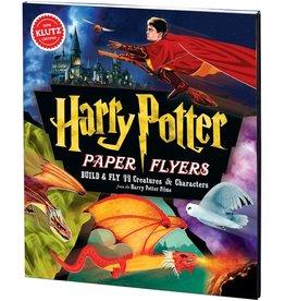 Klutz Klutz Book Harry Potter Paper Flyers