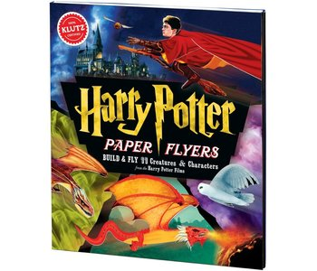 Klutz Book Harry Potter Paper Flyers