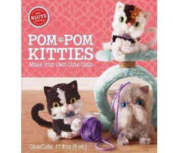 Klutz Book Pom-Pom Kitties