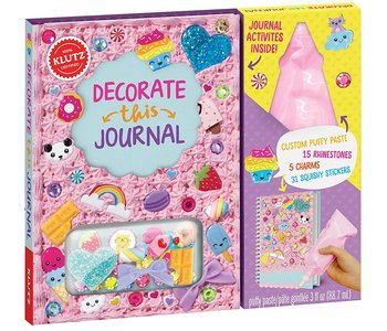 Klutz Book Decorate This Journal