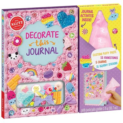 Klutz Klutz Book Decorate This Journal