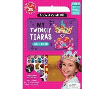 Klutz Book Jr My Twinkly Tiaras