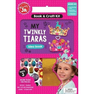 Klutz Klutz Book Jr My Twinkly Tiaras