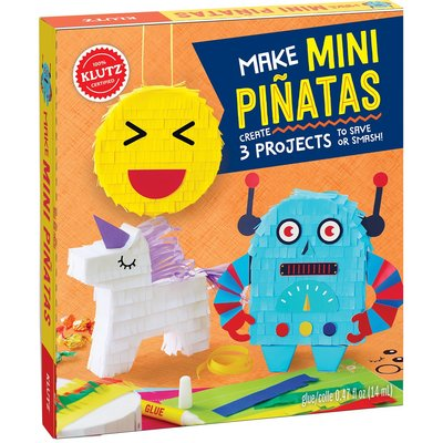 Klutz Klutz Book Make Mini Pinatas