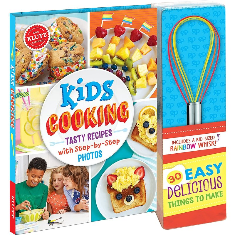 Klutz Klutz Book Kids Cooking