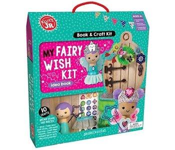 Klutz Book Jr My Fairy Wish Kit
