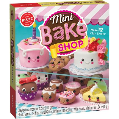 Klutz Klutz Book Mini Bake Shop