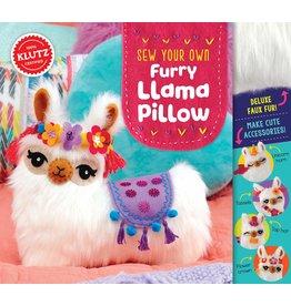 Klutz Klutz Book Sew Your Own Furry Llama Pillow