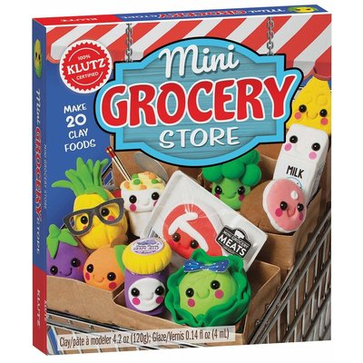 Klutz Klutz Book Mini Clay Grocery Store