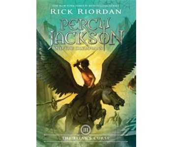 Percy Jackson and the Olypians #3 The Titan's Curse