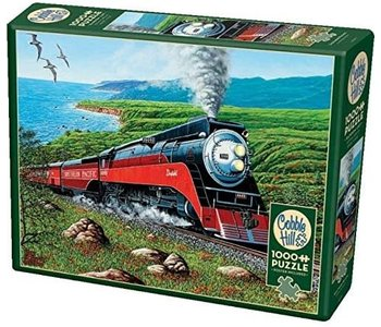 Cobble Hill Puzzle 1000pc Southern Pacific