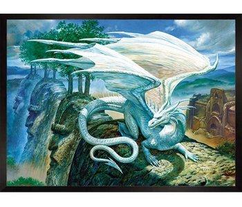Cobble Hill Puzzle 500pc White Dragon