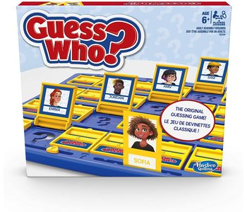 Hasbro Game Guess Who?