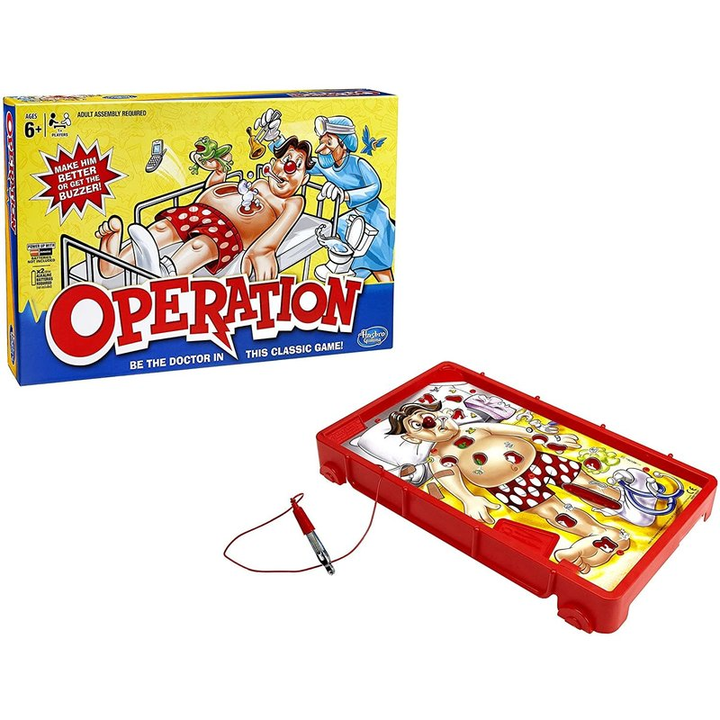 Hasbro Hasbro Game Operation