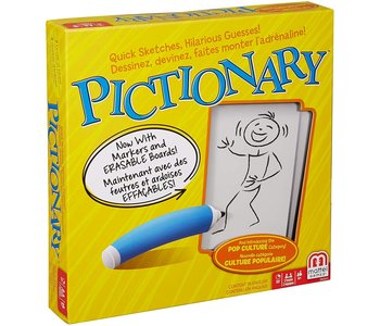 Mattel Game Pictionary