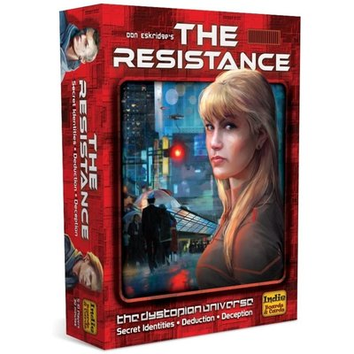 Indie Game The Resistance