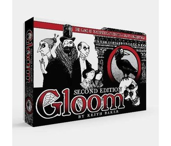 Gloom Game (2nd Edition)