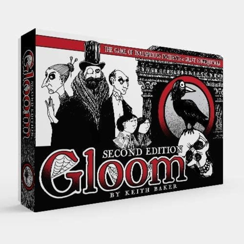 Gloom Game (2nd Edition)