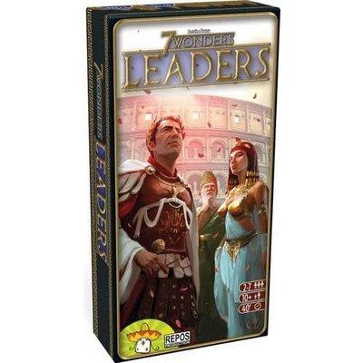 Repos Game 7 Wonders Expansion Leaders