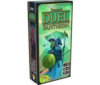 Repos Game 7 Wonders Duel Pantheon Expansion