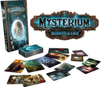 Mysterium Game Secret and Lies