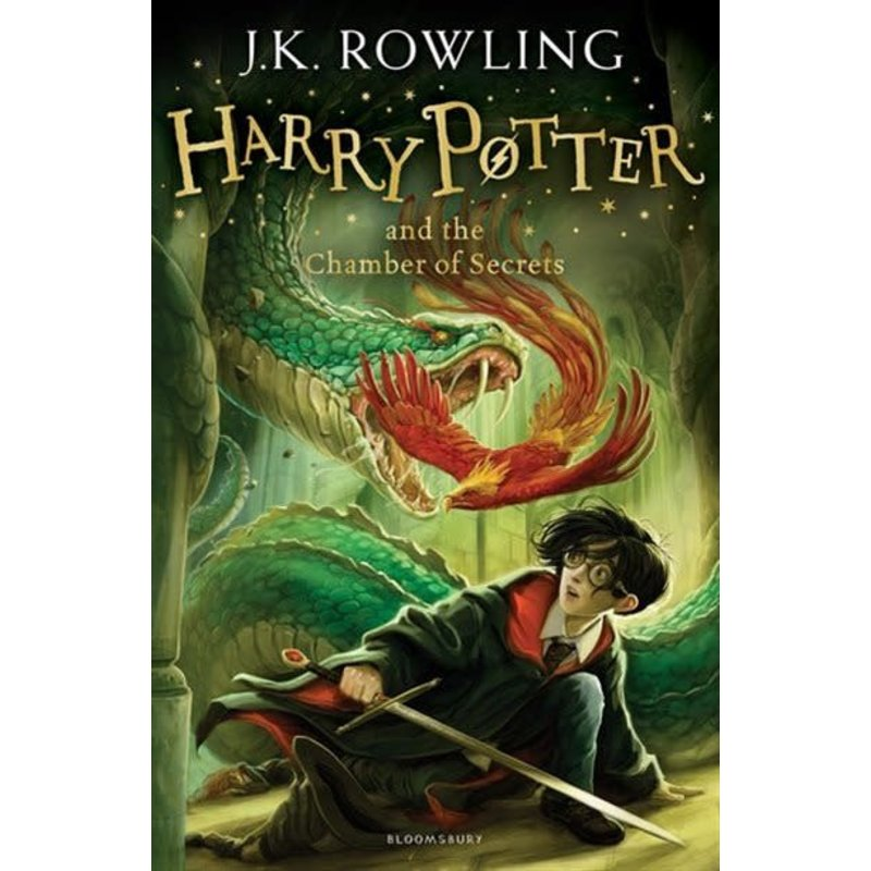 Harry Potter #2 Harry Potter and the Chamber of Secrets