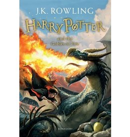 Harry Potter #4 Harry Potter and the Goblet of Fire