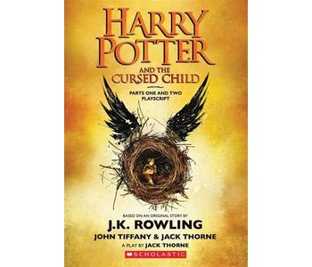 Harry PotterAnd The Cursed Child Parts One and Two
