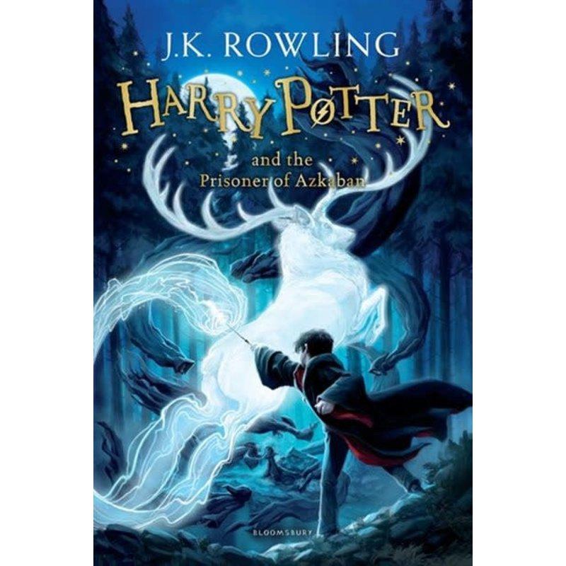 Harry Potter #3 Harry Potter And The Prisoner Of Azkaban