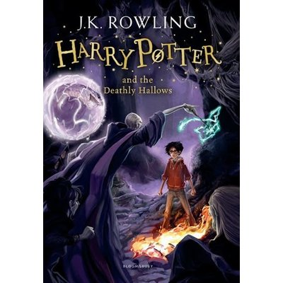 Harry Potter #7 Harry Potter And The Deathly Hallows