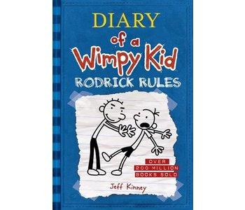 Diary of a Wimpy Kid #2 Kid Rodrick Rules