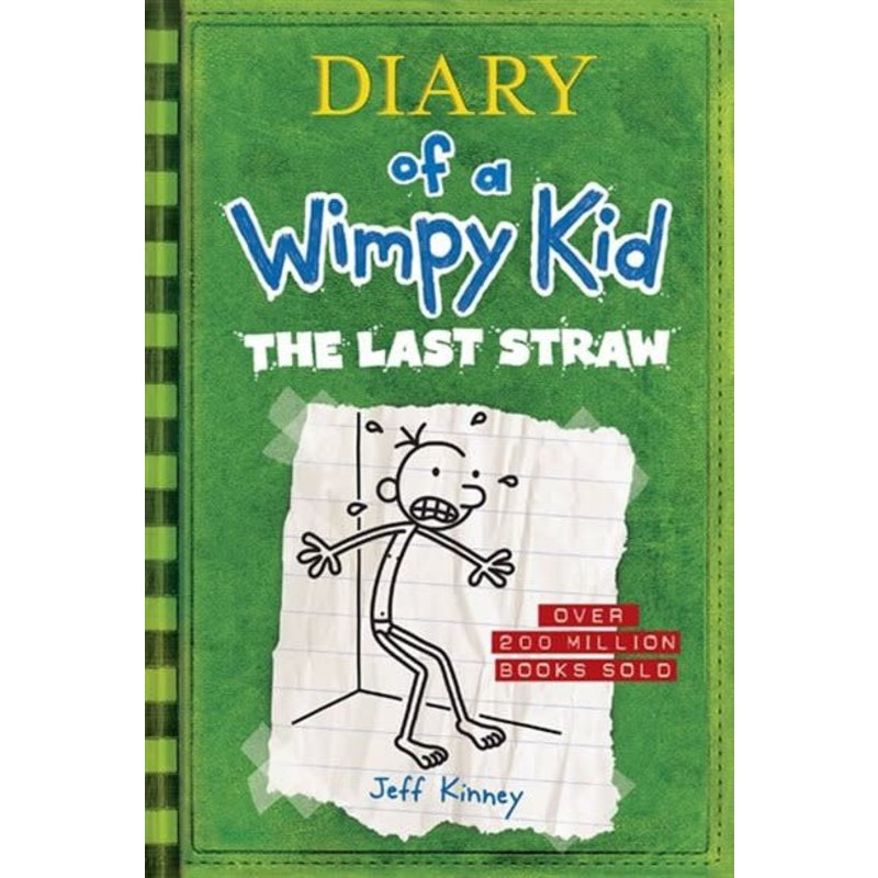 Diary of a Wimpy Kid #3 The Last Straw