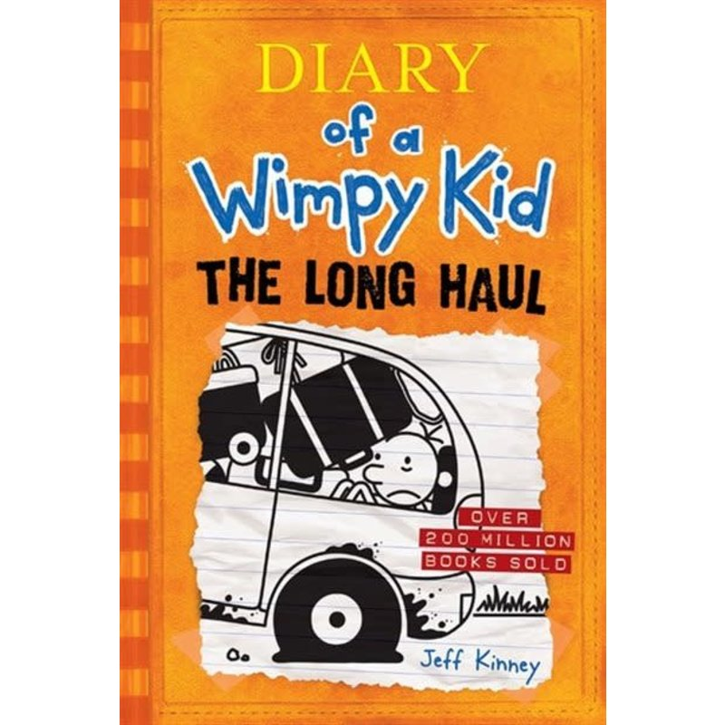 Diary of a Wimpy Kid #9 The Long Haul