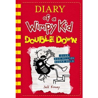 Diary of a Wimpy Kid #11 Double Down