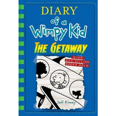 Diary of a Wimpy Kid #12 The Getaway